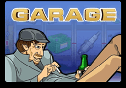 Garage game slot